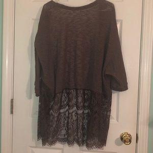 Eyeshadow Sweaters - Women's cardigan